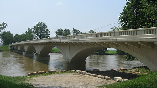 Carrollton Bridge