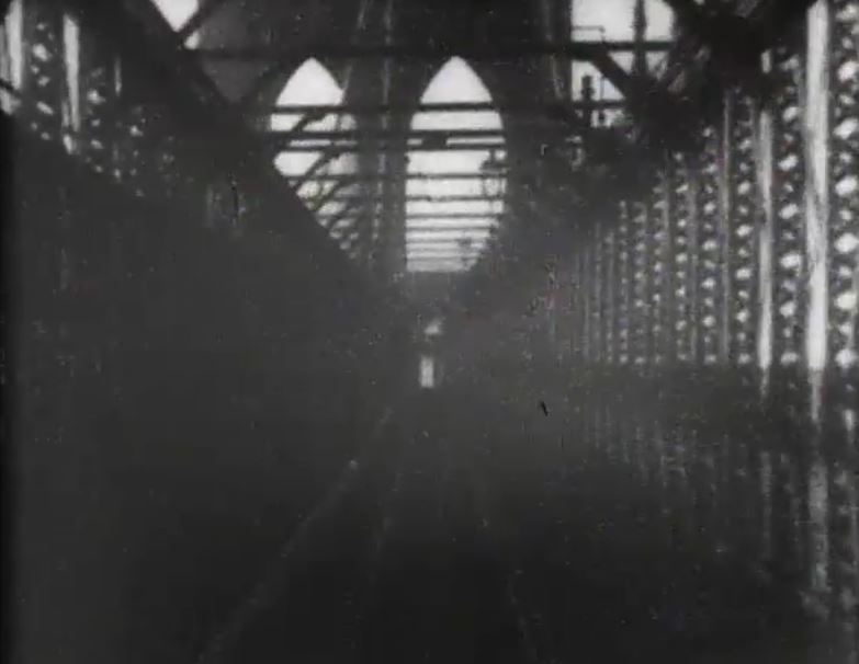 """3736793a6e6 ... in and out of the car tracks in the New York depot."""" It may be a  portion of this early film that appears in Ken Burns' inimitable  documentary on the ..."""