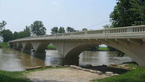 Carrollton Bridge