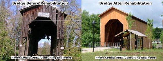 Chambers Covered Bridge