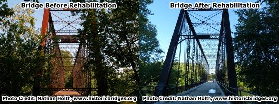 Triple Whipple Bridge