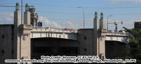 University Ave Bridge